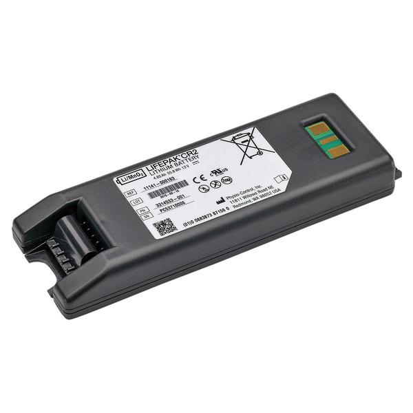 Xpozed - Batteri till Physio-Control CR2 hjärtstartare