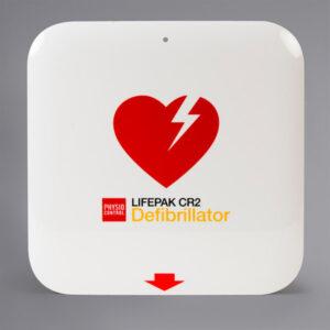 Xpozed - Lock till Physio-Control CR2 hjärtstartare