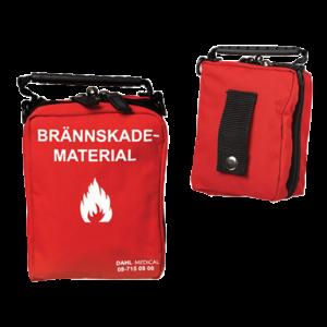 Xpozed - DAHL Medical Första Hjälpen Kit Microbag Brännskada
