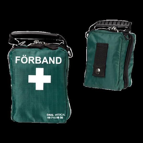 Xpozed - DAHL Medical Första Hjälpen Kit Microbag Förband