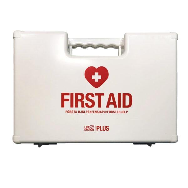 Xpozed - Förbandslåda Physio-Control Lifestation First Aid PLUS