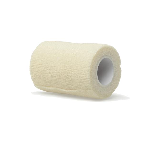 Xpozed - Snögg Elastoquick Elastisk Självhäftande Binda 7,5x450 cm