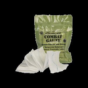 Xpozed - Hemostatiskt Förband Quickcloth Combat Gauze