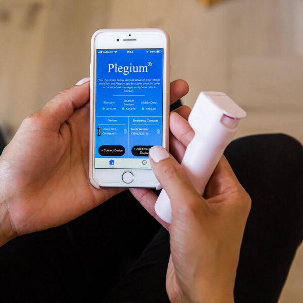 Xpozed - Plegium Försvarsspray Smart