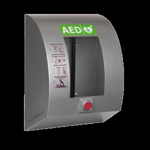 Xpozed - Hjärtstartarskåp Global Technics Medicare Sixcase 1310 med larm